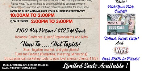 YBINP Business Conference (Detroit) tickets
