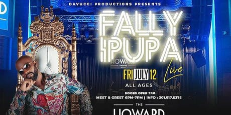 FALLY IPUPA LIVE CONCERT IN WASHINGTON DC (FULL BAND SHOW) tickets
