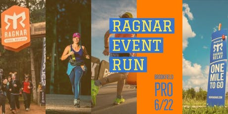 Chase the Sun with Ragnar - Brookfield PRO tickets