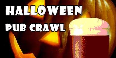 Visalia's 2nd Annual Halloween Pub Crawl