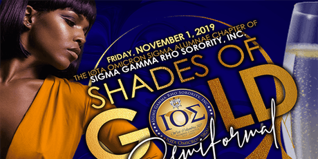 Shades of Gold tickets