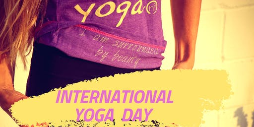 International Yoga Day - Free Class