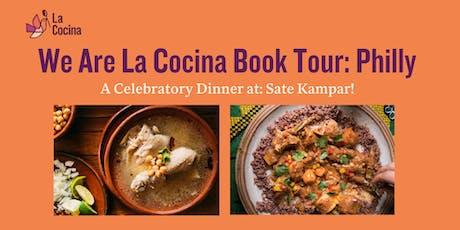 We Are La Cocina: A Celebration of Women and Immigrant Chefs at Saté Kampar tickets