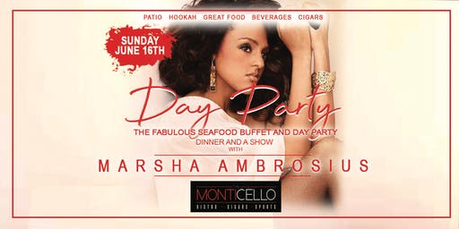 Father's Day Celebration  with Marsha Ambrosius - Live