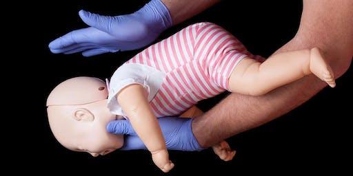 POLITE EDUCATION: Infant & Child CPR / Choking Workshop