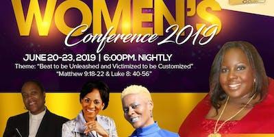 24 Karat Gold Women's Conference