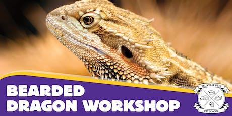 Bearded Dragon Workshops 2019 tickets