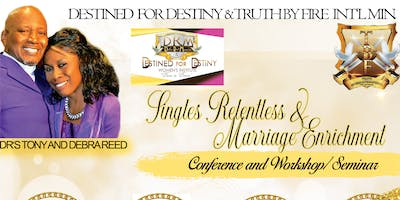 2019 Singles Relentless & Marriage Enrichment Conference-Workshop/Seminar