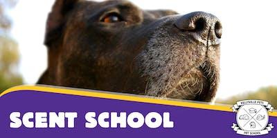 Dog Scent School 2019