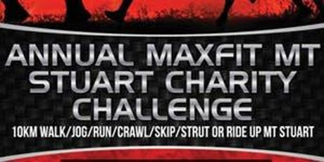 MAXFIT MT STUART CHARITY CHALLENGE 2019 tickets