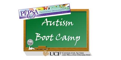 ASD Boot Camp tickets