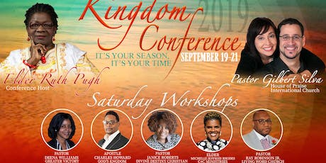 Kingdom Conference 2019 tickets