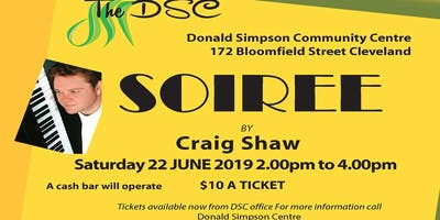 Soiree - A relaxing musical afternoon by Craig Shaw