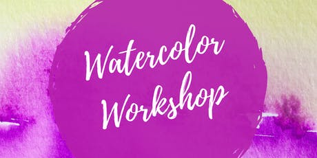 Watercolor Workshop for Kids tickets
