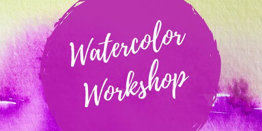 Watercolor Workshop for Kids