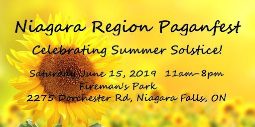 Niagara Region Paganfest - Celebrating Summer Solstice!