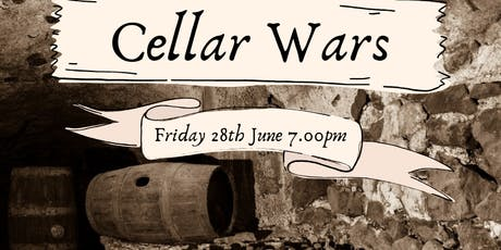 Cellar Wars: Boatrocker Vs The World tickets
