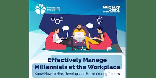 Millennial Management Training