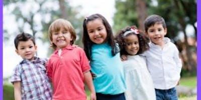 2 Day Interactive Child Centered Workshop 2/21/20 & 2/22/20