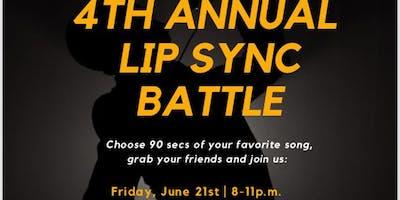 4th Annual Lip Sync Battle