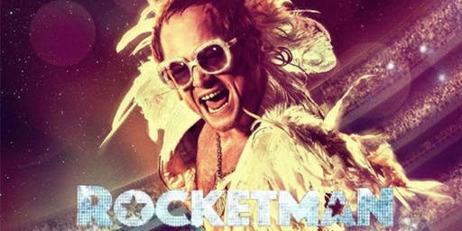 Rocketman Charity Movie Night