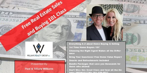 Real Estate Sale & Purchasing 101 A-Z Class Free Chick-Fil-A