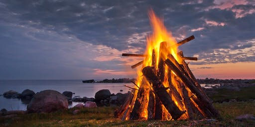 Bonfire Conversations with Fishing for the Good Life (Men's Event)