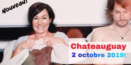 CHATEAUGUAY 2 OCTOBRE 2019 LE COUPLE - Josée Boudreault tickets