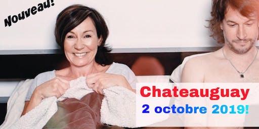 CHATEAUGUAY 2 OCTOBRE 2019 LE COUPLE - Josée Boudreault