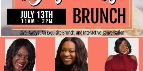 Beauty Brains & Biscuits Brunch tickets