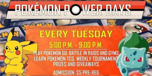 Pokemon Power Days