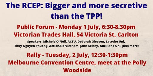 How the RCEP trade deal could undermine human rights and the environment