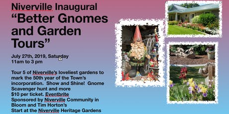 Better Gnomes and Gardens Tours tickets