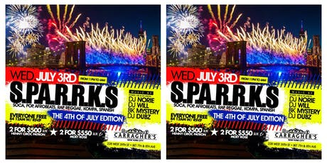 SPARRKS 4TH OF JULY tickets