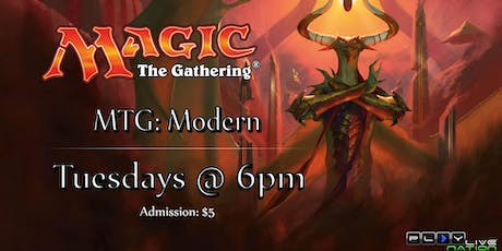 MAGIC: The Gathering MODERN tickets