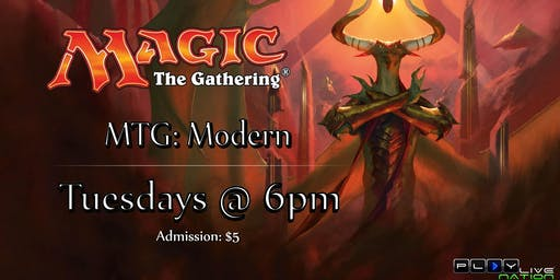MAGIC: The Gathering MODERN