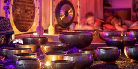 Month End Tibetan Singing Bowl Sound Bath tickets