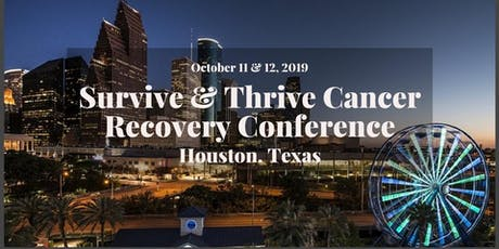 3RD Annual Survive & Thrive Cancer Recovery Conference  tickets