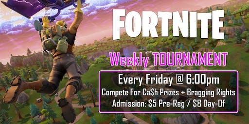 Fortnite Fridays Tournament