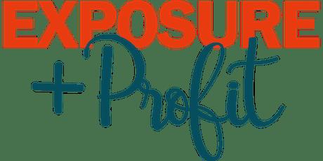 Exposure & Profit 6: Content Marketing & Community Building Conference tickets