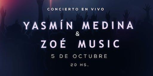 Yasmin Medina & Zoe Music
