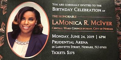 Birthday Celebration of The Honorable Councilwoman LaMonica McIver!