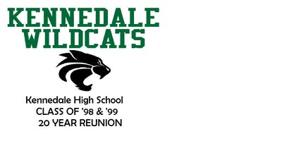 Kennedale High School 20 Year Reunion '98 and '99