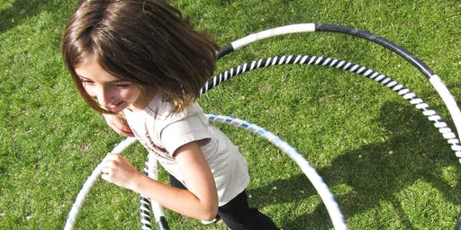 Hop To It Saturday Kids Club: Hurray for Hoops!