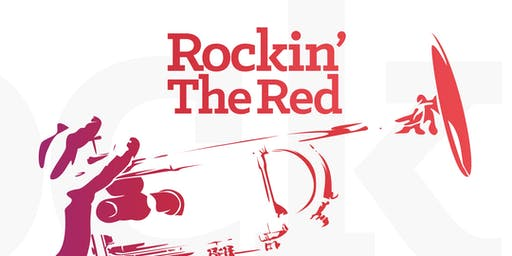 """Wm E. Proudford Sickle Cell Fund's 14th Annual Fundraiser-""""Rockin' the Red!"""""""