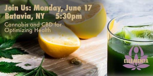 Ellementa Batavia: Cannabis and CBD for Optimizing Your Health