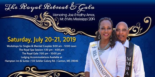 The Royal Retreat & Gala