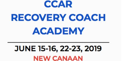 CCAR Recovery Coach Academy™