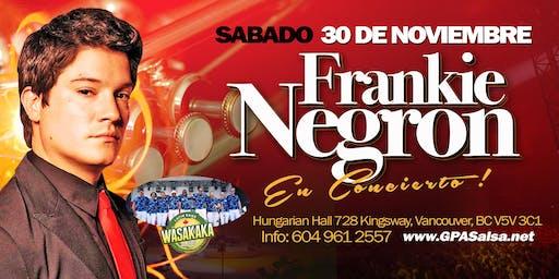 Frankie Negron & Wasakaka All Stars Live in Concert