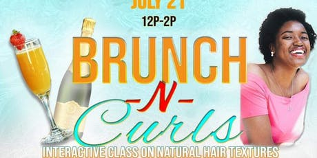 Brunch and Curls: Texture & Technique Class tickets
